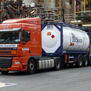 E-learning Cursus Gevaarlijke stoffen tankauto lossen